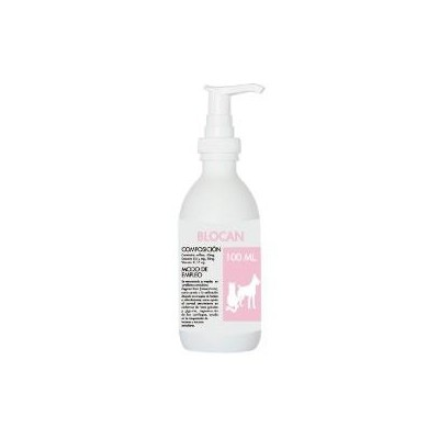BLOCAN 100 ML CHEMICAL.