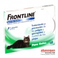 Frontline Spot On gatos protección total
