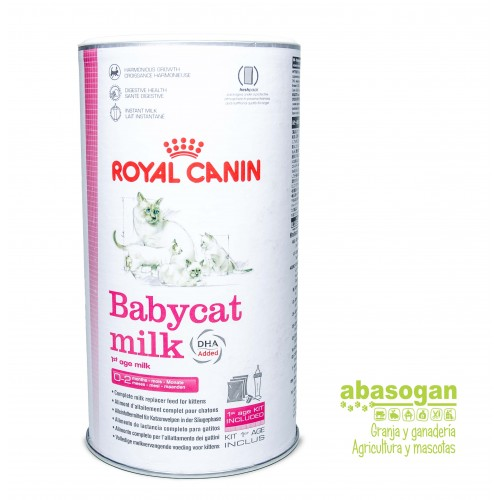 BABY CAT MILK ROYAL CANIN 300GR