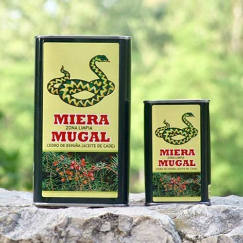 MIERA MUGAL- REPELENTE DE CULEBRAS