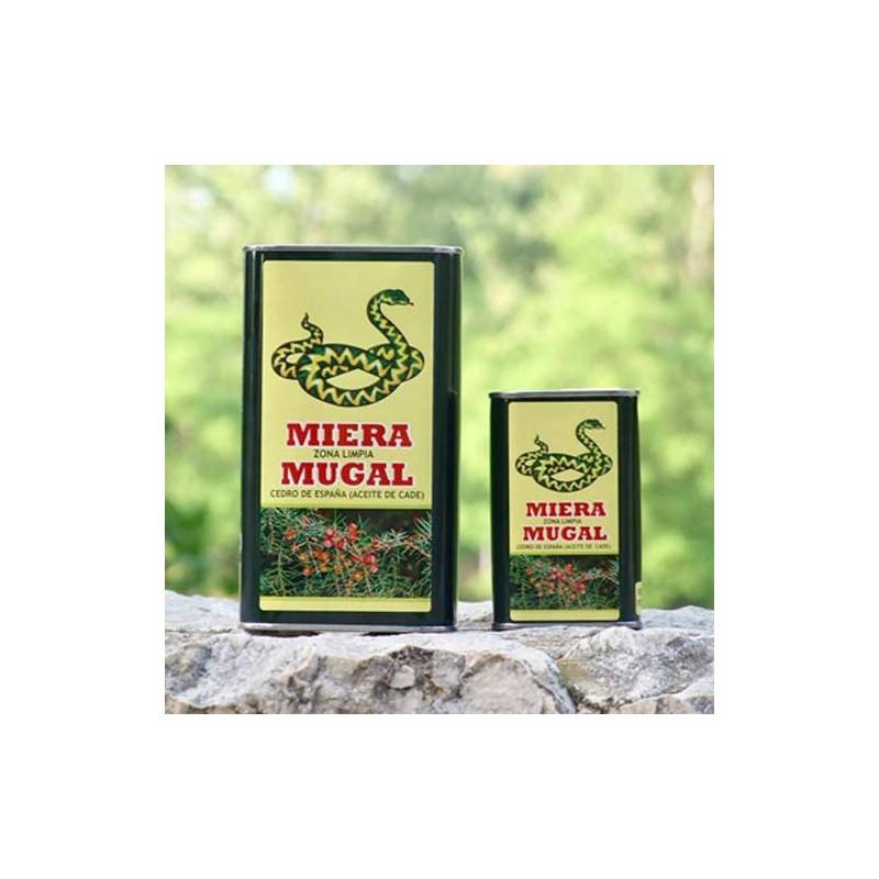 MIERA MUGAL 1 LT (REPELENTE DE CULEBRAS)