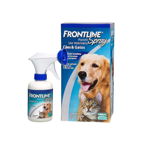 FRONTLINE SPRAY- (3 MEDIDAS)