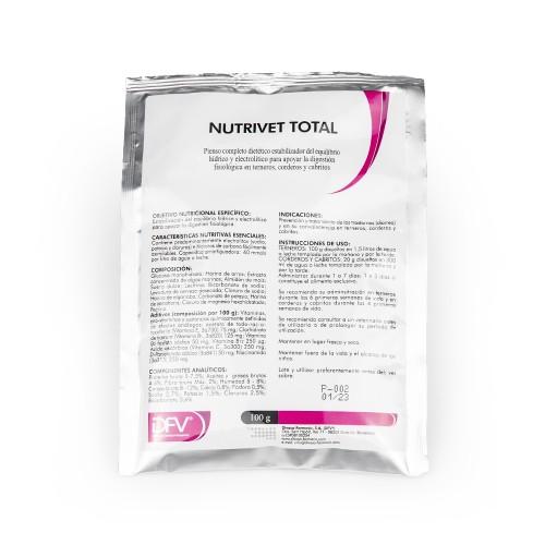 NUTRIVET TOTAL- 100GR