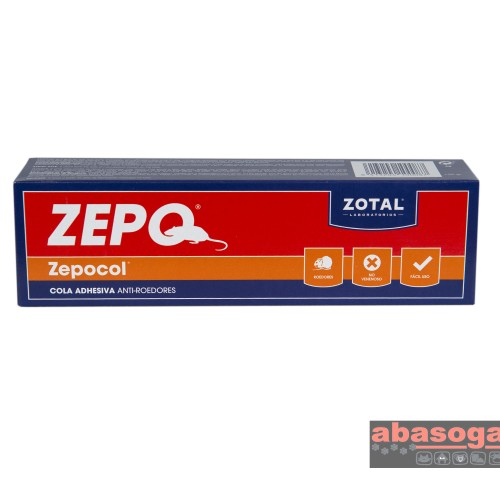 ZEPOCOL COLA RATICIDA 135GR