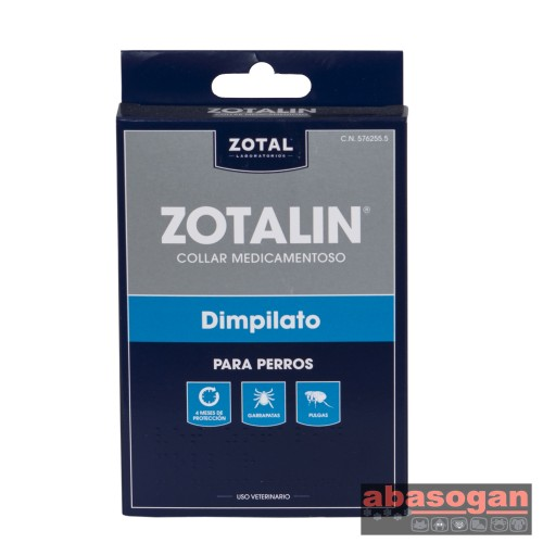 ZOTALIN COLLAR ANTIPARASITARIO
