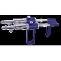 JERINGA SOCOREX DOBLE - 2 cc (CON TUBO DE ASCENSION)