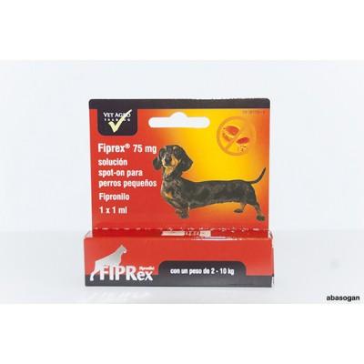 FIPREX 75 MG 2-10 KG 1 PIPETA