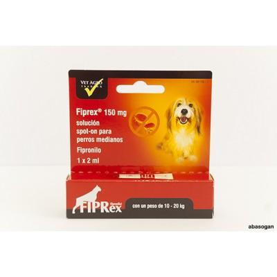 FIPREX 150 MG 10-20 KG 1 PIPETA