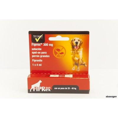 FIPREX 300 MG 20-40 KG 1 PIPETA