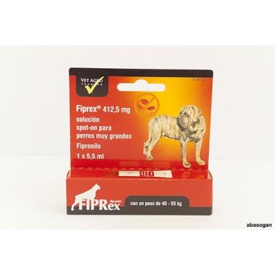 FIPREX 412.5 MG 40-55 KG 1 PIPETA