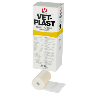VENDA VET-PLAST 450X10CM-10UDS.
