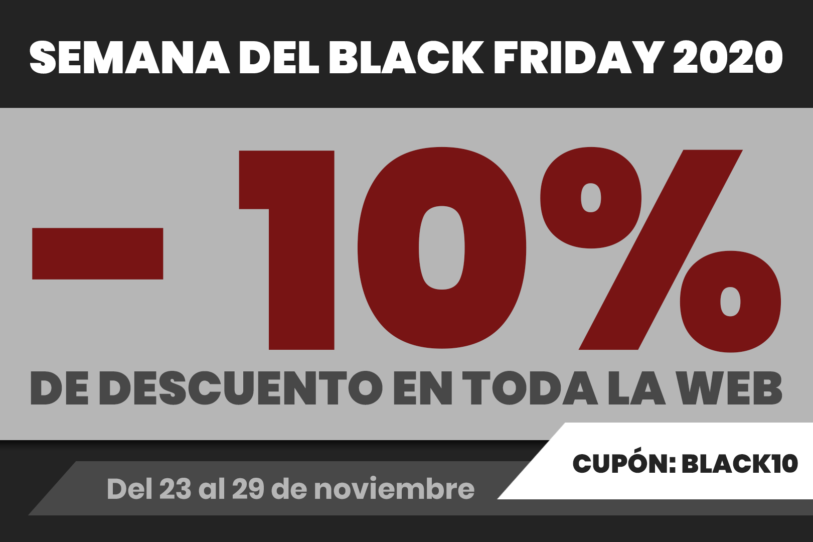 Semana del Black Friday 2020